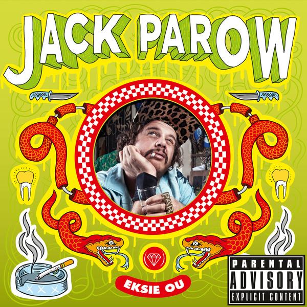 Jack Parow Eksie Ou
