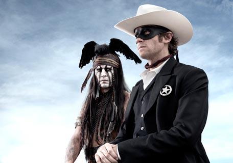 Johnny Depp as Tonto