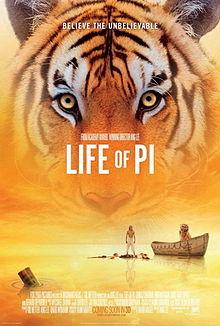 Life of Pi Image Courtesy of Wikipedia.org