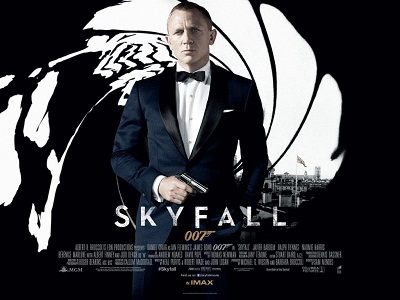 Skyfall Image Courtesy of Wikipedia.org