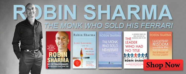 Win Tickets To See Robin Sharma In South Africa