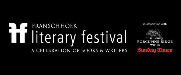 Franschhoek Literary Festival 2015: Saturday 16 May Events