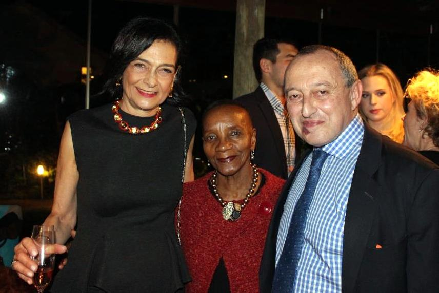 Helen Maisels-Trisk, Sindiwe Magona, Benjamin Trisk