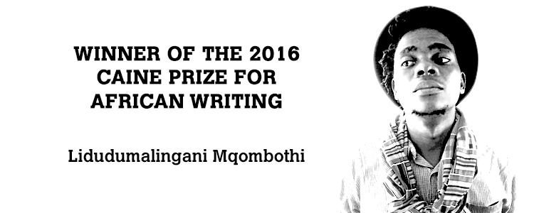 2016 Caine Prize Winner